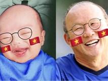 Thêm 1 bé Việt giống HLV Park Hang Seo đến kì lạ, danh tính bố đẻ cũng không vừa