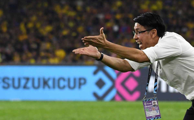 HLV Tan Cheng Hoe: Việt Nam rất hay, nhưng Malaysia sẽ vô địch ngay tại Mỹ Đình-1