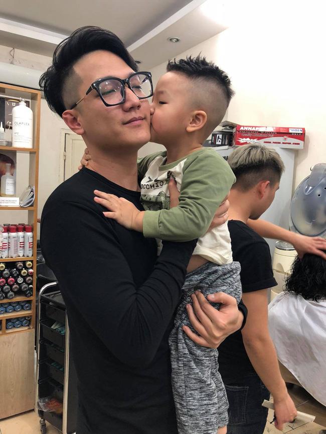 Tố Thu Quỳnh gây khó dễ trong việc gặp con, Chí Nhân đối xử với con trai thế nào sau khi ly hôn?-15