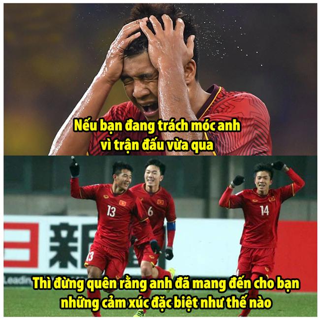 Mưa rơi ướt áo ướt quần/ Làm sao ướt được tinh thần Việt Nam-11