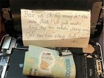 Vợ chộp được điện thoại chồng để rình tin nhắn bí mật, ai ngờ chồng đã cao tay chặn trước thế này