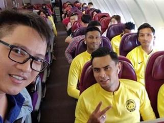Tuyển Malaysia lại gặp