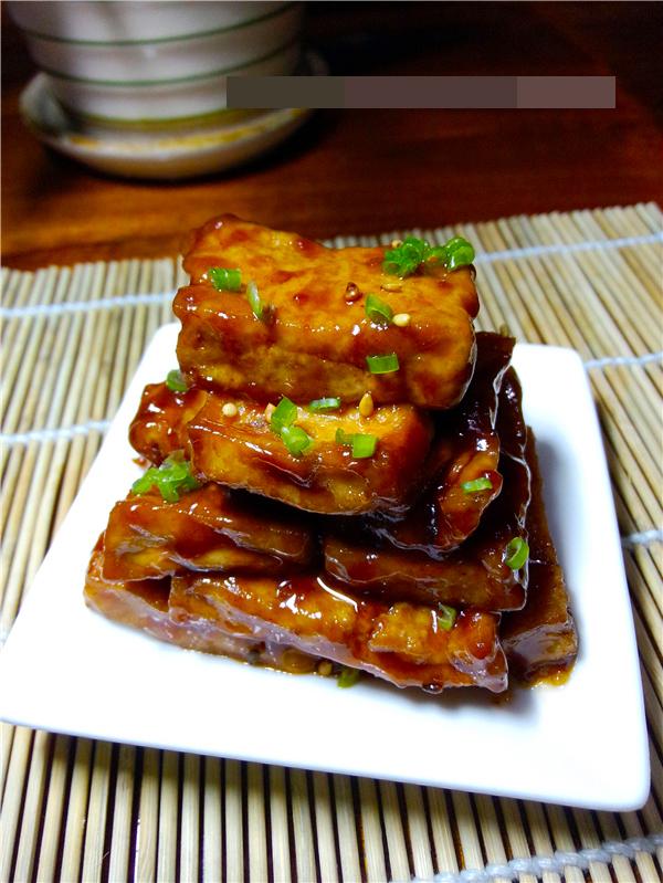 Cách chế biến món đậu phụ chua ngọt giòn-4