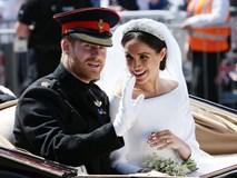 Meghan trở thành cái tên được tìm kiếm nhiều nhất ở Anh và Hoàng tử Harry