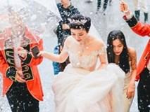 Siêu đám cưới 4,6 tỷ ở Hải Phòng: Chú rể rước