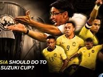 Muốn vô địch ở Mỹ Đình, Malaysia phải làm được 3 điều