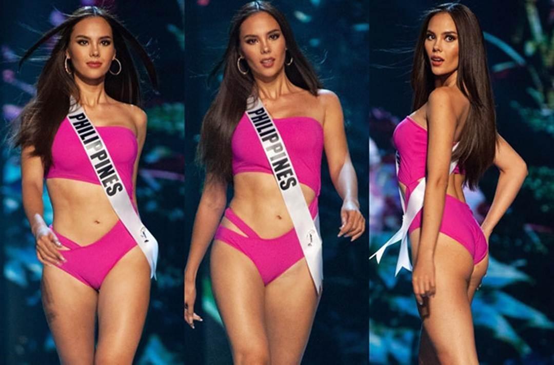 Nữ hoàng sắc đẹp Philippines đẹp lộng lẫy bất chấp vòng eo kém thon-3