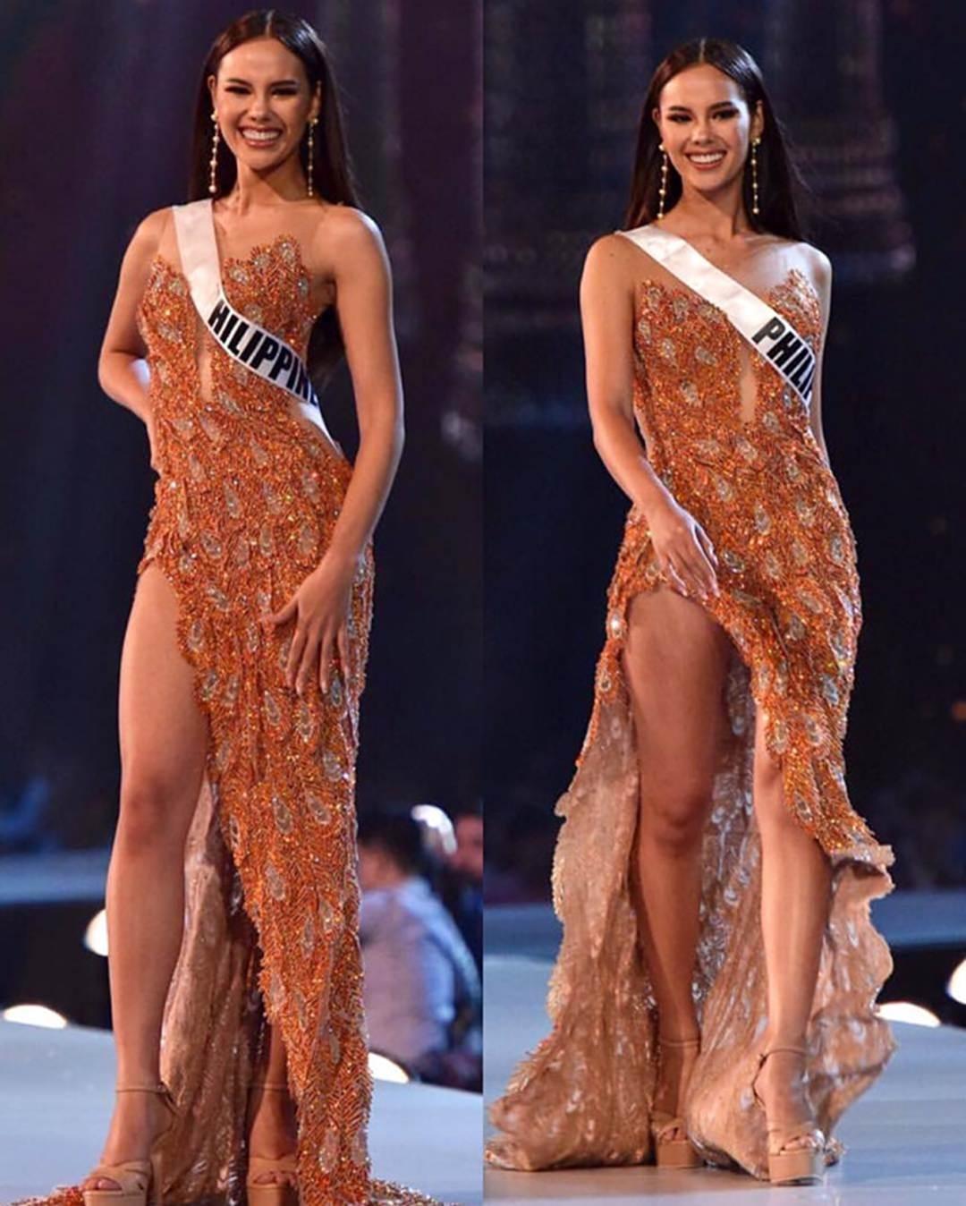 Nữ hoàng sắc đẹp Philippines đẹp lộng lẫy bất chấp vòng eo kém thon-7