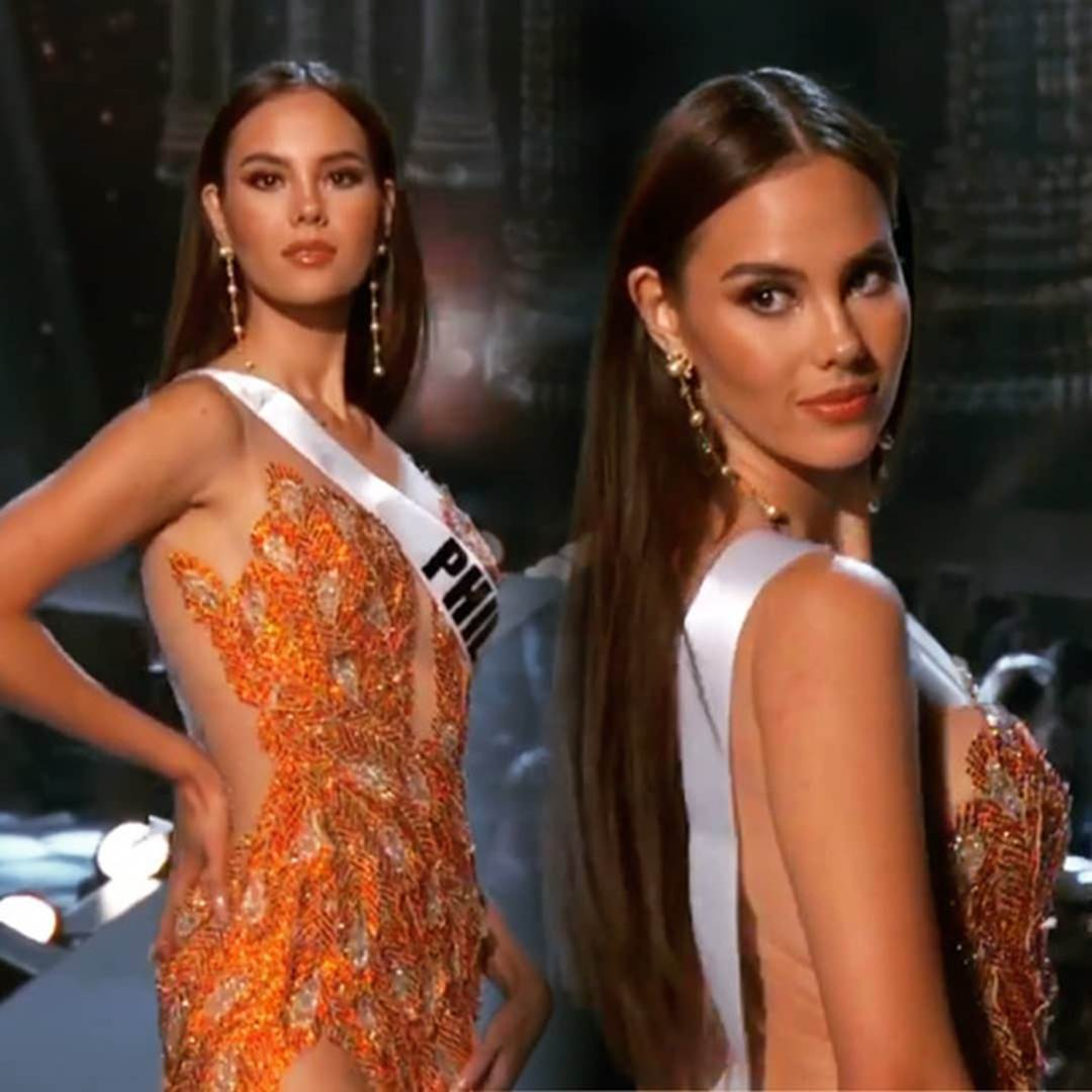 Nữ hoàng sắc đẹp Philippines đẹp lộng lẫy bất chấp vòng eo kém thon-9