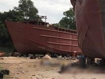 Nổ xưởng đóng tàu ở Sài Gòn, 2 người tử vong cùng nhiều người bị thương nằm la liệt