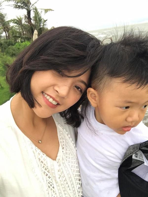 Bị chồng cũ Chí Nhân tố sống giả tạo, Thu Quỳnh: Tôi vẫn tin anh ấy hoàn toàn là một người bố tốt-4