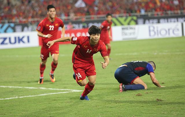 AFF Cup: Đá sân nhà Mỹ Đình, Công Phượng sẽ lại như cá gặp nước?-1