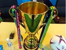 Hình ảnh chiếc cup vàng AFF 2018 bất ngờ xuất hiện trước trận chung kết