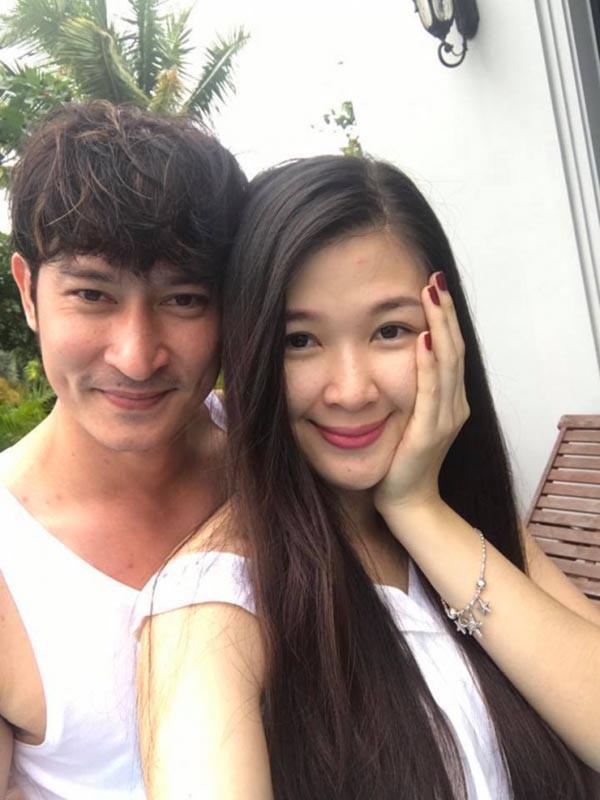 Á hậu gợi cảm, chịu nhiều áp lực khi trở thành vợ 2 của diễn viên Huy Khánh-2