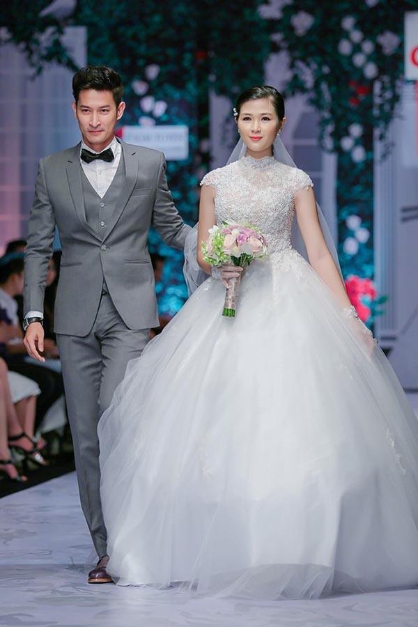 Á hậu gợi cảm, chịu nhiều áp lực khi trở thành vợ 2 của diễn viên Huy Khánh-4