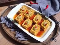 Bật mí công thức làm món đậu phụ nhồi thịt ngon xuất sắc
