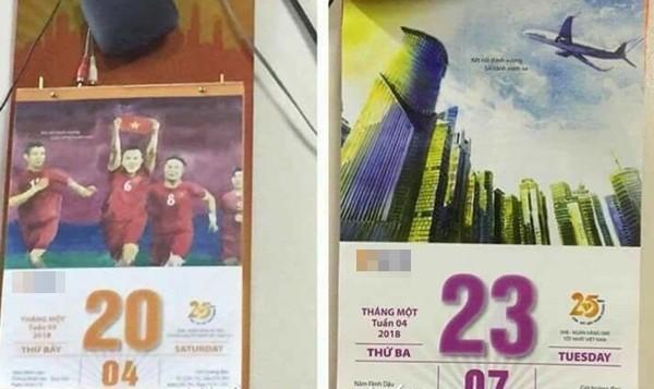 Những tờ lịch tiên tri mang thông điệp truyền cảm hứng, những bức ảnh chế đầy hóm hỉnh của CĐV trước trận cầu lịch sử Việt Nam - Malaysia-1