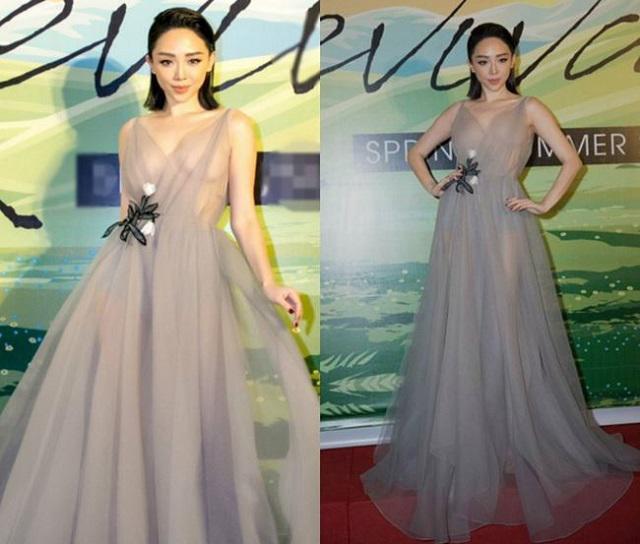 Đỏ mặt trước trang phục gắn mác 18+ của sao Việt, Elly Trần chưa phải là bạo nhất-3