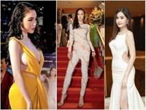 Đỏ mặt trước trang phục gắn mác 18+ của sao Việt, Elly Trần chưa phải là bạo nhất