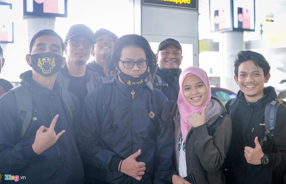 Cổ động viên Malaysia muốn biến sân Mỹ Đình thành Bukit Jalil-1