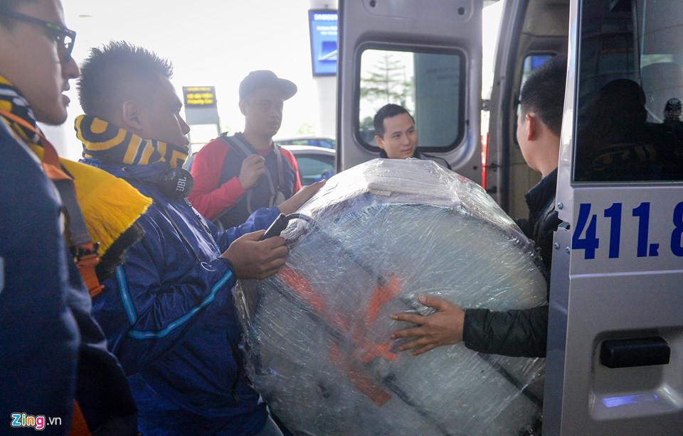 Cổ động viên Malaysia muốn biến sân Mỹ Đình thành Bukit Jalil-5