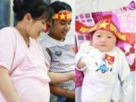 Hàng loạt bệnh viện ở Sài Gòn tổ chức xem chung kết AFF, bà bầu sắp đẻ cũng háo hức chờ 'quẩy' cùng tuyển Việt Nam