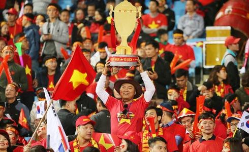 Tuyển Việt Nam vô địch AFF Cup 2018 với thành tích bất bại-22