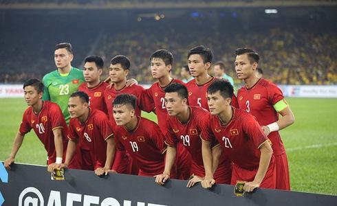 Tuyển Việt Nam vô địch AFF Cup 2018 với thành tích bất bại-24