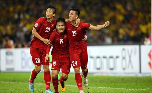 Tuyển Việt Nam vô địch AFF Cup 2018 với thành tích bất bại-25