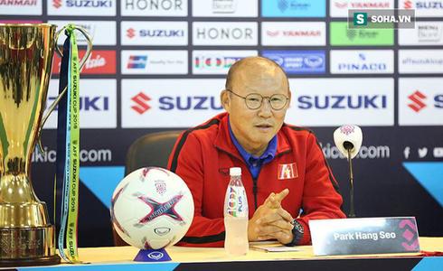 Tuyển Việt Nam vô địch AFF Cup 2018 với thành tích bất bại-27