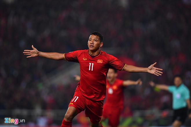 Tuyển Việt Nam vô địch AFF Cup 2018 với thành tích bất bại-15