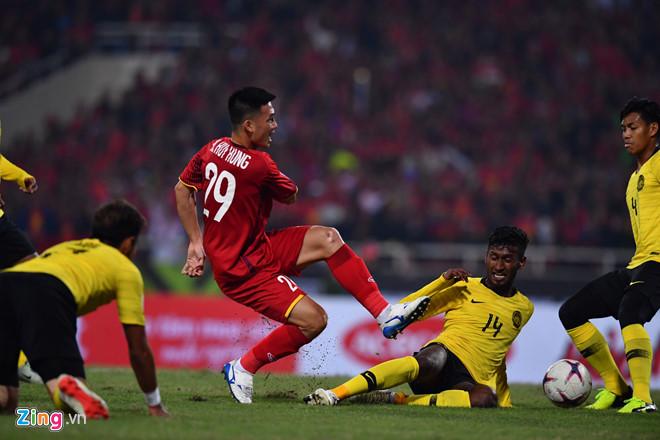Tuyển Việt Nam vô địch AFF Cup 2018 với thành tích bất bại-8