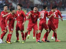 TRỰC TIẾP Việt Nam vs Malaysia (1-0): Hiệp một khép lại với tỉ số 1-0 nghiêng về ĐT Việt Nam
