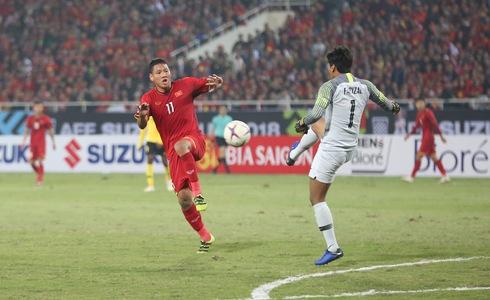 Tuyển Việt Nam vô địch AFF Cup 2018 với thành tích bất bại-7