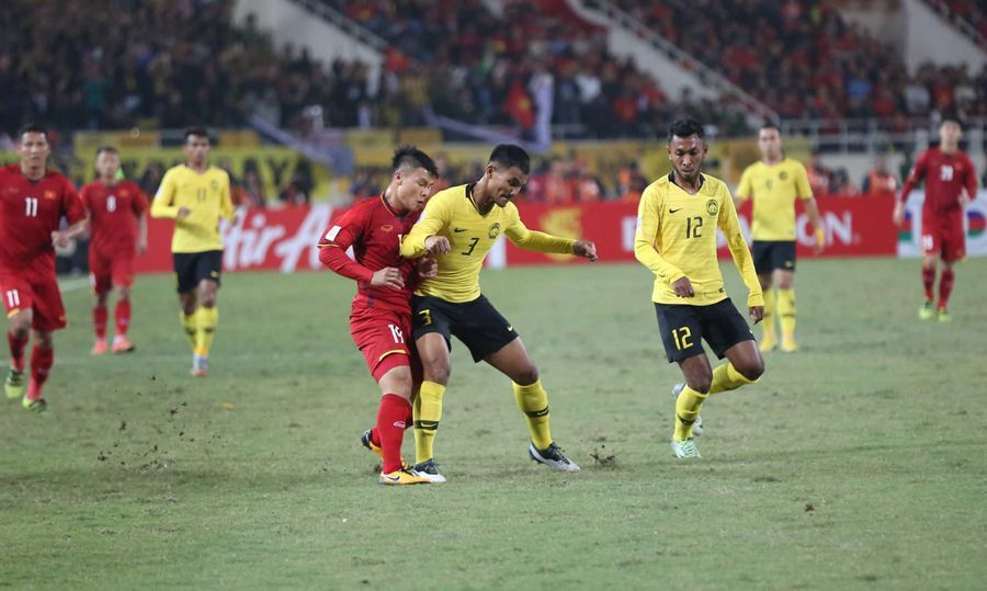 Tuyển Việt Nam vô địch AFF Cup 2018 với thành tích bất bại-4