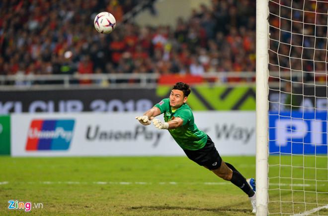 Tuyển Việt Nam vô địch AFF Cup 2018 với thành tích bất bại-3