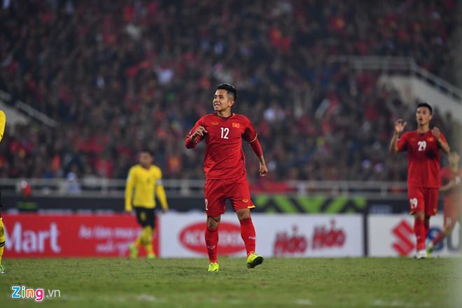 Tuyển Việt Nam vô địch AFF Cup 2018 với thành tích bất bại-2