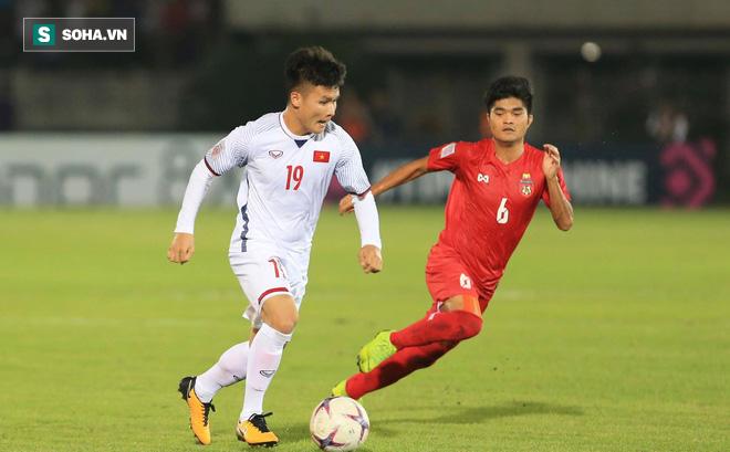 Quang Hải nhận đồng thời 2 giải thưởng danh giá của AFF Cup sau màn trình diễn đỉnh cao-1