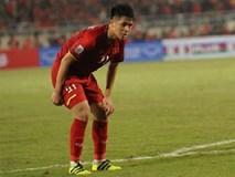 SỐC: Đình Trọng chấn thương lệch xương bàn chân, nguy cơ lỡ Asian Cup 2019