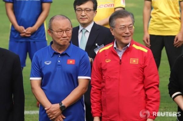 Vinh quang đầy chông gai của Park Hang-seo: Từ HLV đội bóng hạng 3 mờ nhạt đến niềm tự hào của cả Hàn Quốc-10