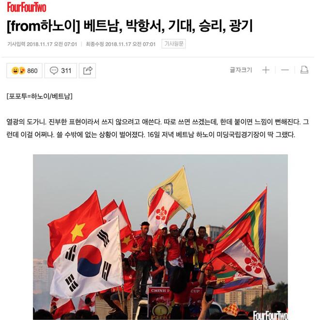Vinh quang đầy chông gai của Park Hang-seo: Từ HLV đội bóng hạng 3 mờ nhạt đến niềm tự hào của cả Hàn Quốc-12