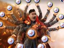 Ảnh chế 'họa mi' Anh Đức, Lâm Tây sáng nhất trận chung kết