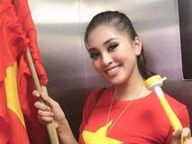 Hàng loạt sao Việt xuống đường đi bão mừng chức vô địch AFF Cup 2018