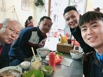 Tuyển tập các món ăn HLV Park Hang-seo cực yêu thích ở Việt Nam, món số 2 gây bất ngờ