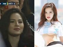 Danh tính 'không phải dạng vừa' của nữ cổ động viên xinh như hoa hậu trong trận chung kết AFF Cup 2018