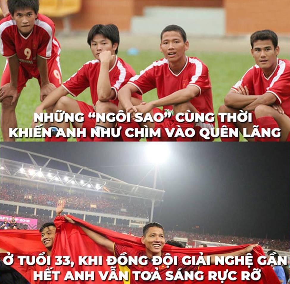 Ảnh chế ăn mừng chức vô địch AFF Cup 2018 của đội tuyển Việt Nam-4