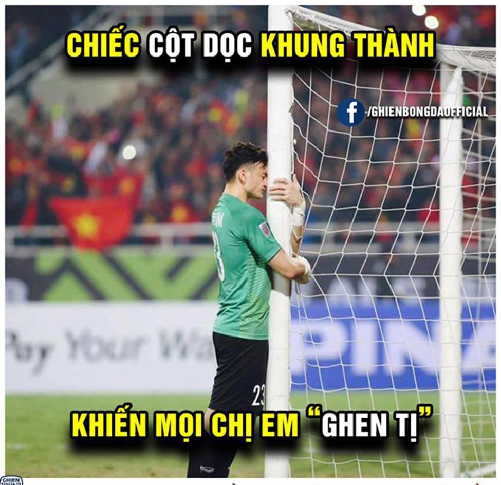 Ảnh chế ăn mừng chức vô địch AFF Cup 2018 của đội tuyển Việt Nam-8