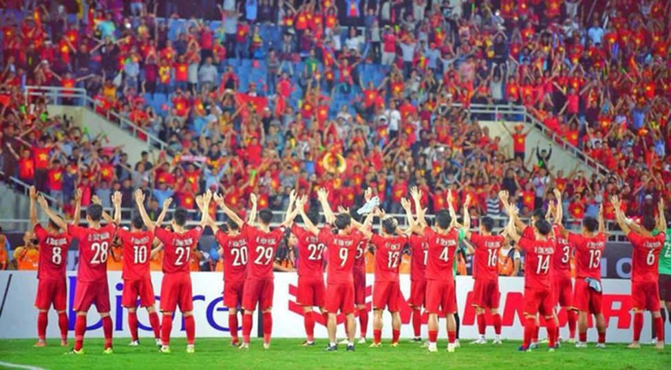 Bài học ý nghĩa bố mẹ có thể dạy con từ đội tuyển bóng đá Việt Nam-1