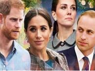 Sự rạn nứt giữa hai gia đình hoàng gia ngày một khoét sâu khi Harry quyết định từ bỏ điều này vì Meghan