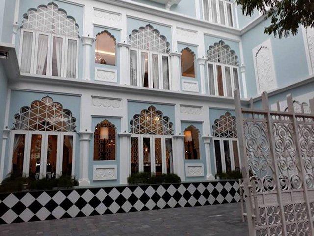 Chưa thoát án bán lụa Tàu: Khaisilk âm thầm bán 2 lâu đài ngàn tỷ-1